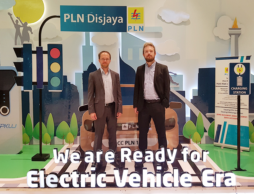 PLN Distribution Jakarta, January 2020